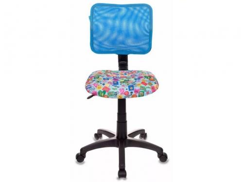 Компьютерное кресло Бюрократ CH-295/LB/MARK-LB голубой марки, вид 1