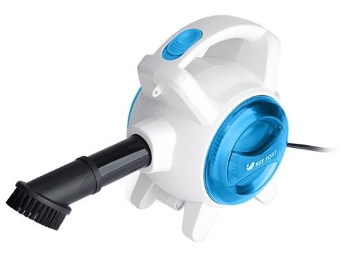 Пылесос Kitfort KT-526-1, синий/белый, вид 5