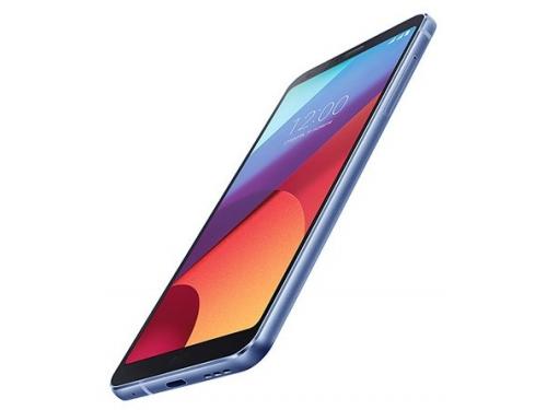 Смартфон LG G6 H870DS 64Gb синий, вид 5