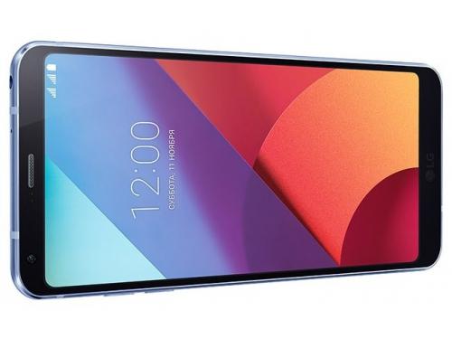 Смартфон LG G6 H870DS 64Gb синий, вид 6