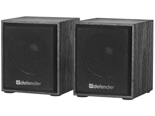 Компьютерная акустика Defender SPK-230, чёрная, вид 1