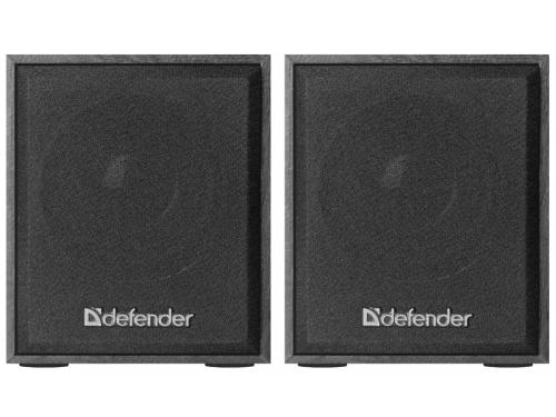 Компьютерная акустика Defender SPK-230, чёрная, вид 2