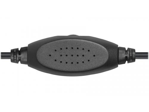 Компьютерная акустика Defender SPK-230, чёрная, вид 4