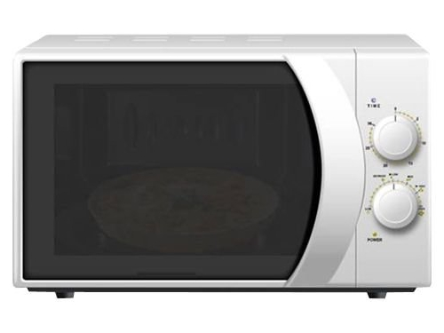Микроволновая печь Candy CMW 2070 M, белая, вид 1
