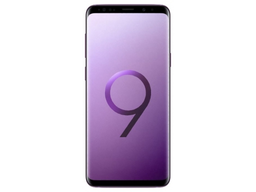 Смартфон Samsung Galaxy S9 SM-G960F, ультрафиолет, вид 1