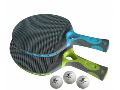 Набор для настольного тенниса Cornilleau Тактео Дуо 435950 (2 ракетки, 3 шарика), вид 1