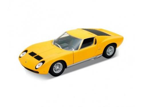 ����� ��� ����� Welly ������ ������ 1:18 Lamborghini Miura, ��� 1