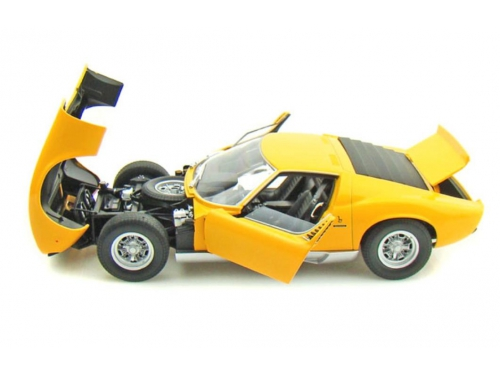 ����� ��� ����� Welly ������ ������ 1:18 Lamborghini Miura, ��� 2