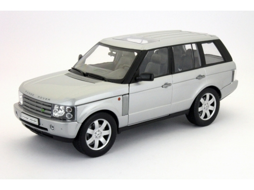 ����� ��� ����� Welly ������ ������ 1:18 LAND ROVER RANGE ROVER., ��� 2