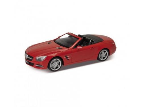 ����� ��� ����� Welly ������ ������ 1:18 Mercedes-Benz SL500, ��� 1