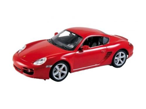 Товар для детей Welly (модель машины) Porsche Cayman S, вид 1