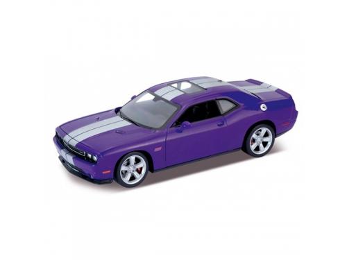 Товар для детей Welly (модель машины) Dodge Challenger SRT, вид 1