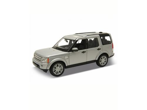Товар для детей Welly (модель машины) Land Rover Discovery 4, вид 1