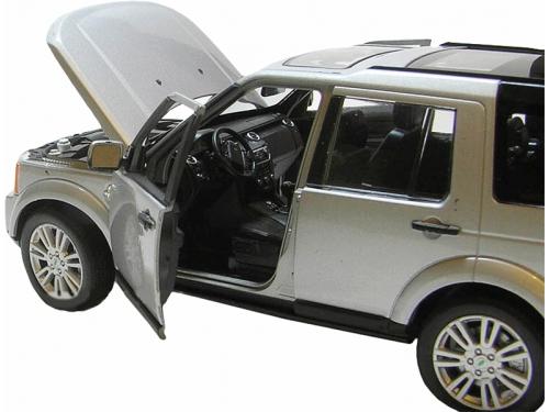 Товар для детей Welly (модель машины) Land Rover Discovery 4, вид 2