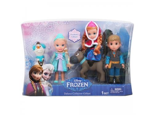 Набор игровой Disney  Холодное Сердце Принцессы Дисней  (5 кукол, 15 см), вид 2