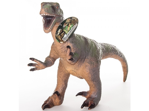 Товар для детей HGL Фигурка динозавра  Велоцираптор 32 х 47 см, вид 1