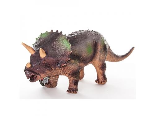 Товар для детей HGL Фигурка динозавра Трицератопс 18 х 49 см, вид 1