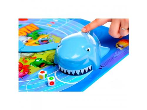 Настольная игра Hasbro Games, Акулья Охота, с аксессуарами, вид 2