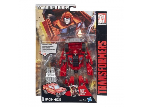 Товар для детей HASBRO TRANSFORMERS Generations Combiner Wars Deluxe Class, Ironhide, вид 1