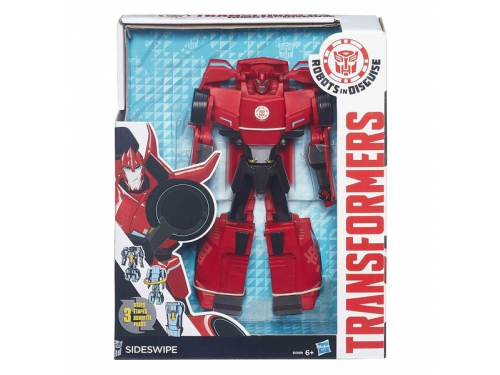 Товар для детей HASBRO TRANSFORMERS Transformers Robots In Disguise: Гиперчэндж, Sideswipe, вид 1