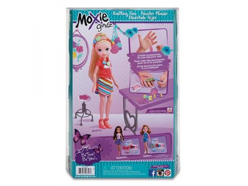 Товар для детей кукла Moxie Рукодельница, Эйвери, вид 2