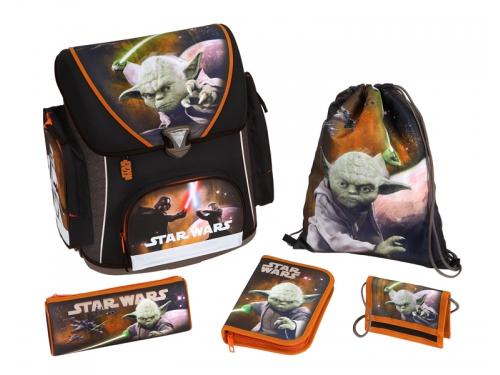Товар для детей Ранец с наполнением Star Wars, 5 позиций, вид 1