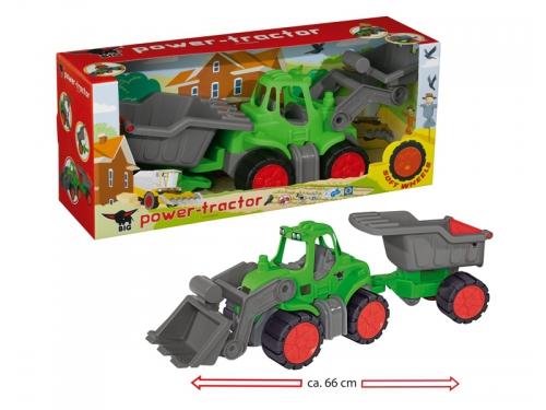 ����� ��� ����� Big Power Tractor, 66*20*23 ��, ��� 1