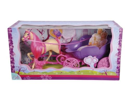 Набор игровой Simba Лошадь плюс карета для Штеффи, вид 2