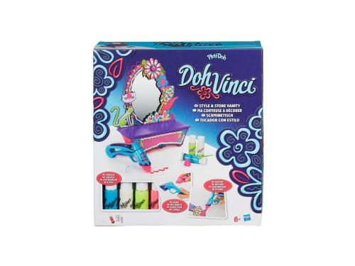 ����� ��� ����� ������� ����� ��� ���������� Hasbro play - doh dohvinci �������� ��������� ������, ��� 2