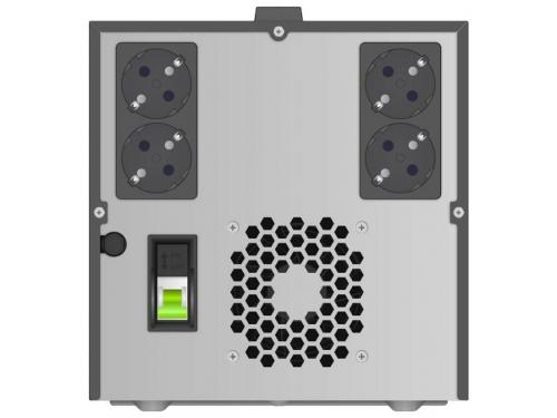 Стабилизатор напряжения Ippon AVR-3000, черный, вид 3