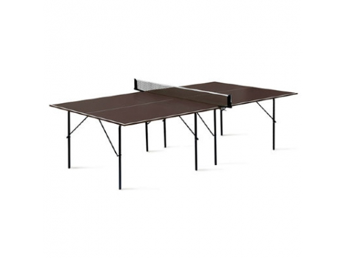 Стол теннисный Star Line Hobby- 2 Outdoor, коричневый, вид 1