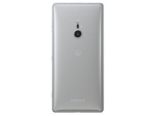 Смартфон Sony Xperia XZ2 DS 4/64Gb, серебристый, вид 2