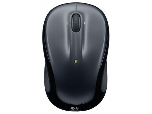 Мышь Logitech M325 USB чёрная, вид 3