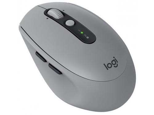 Мышь Logitech M590, серая, вид 1