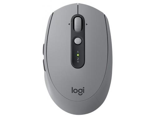Мышь Logitech M590, серая, вид 2