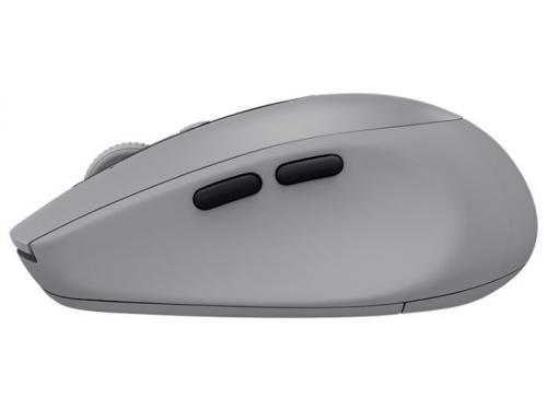 Мышь Logitech M590, серая, вид 4