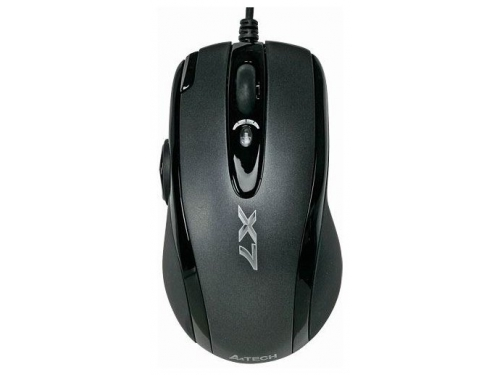 Мышь A4Tech X-755K Black USB, вид 4