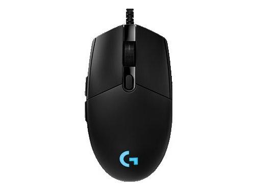 Мышь Logitech Gaming Mouse G PRO черная, вид 2