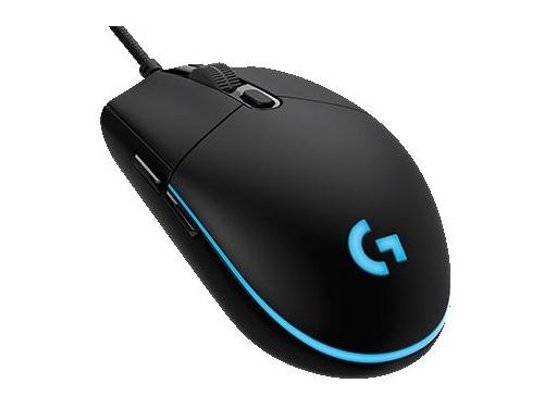 Мышь Logitech Gaming Mouse G PRO черная, вид 3