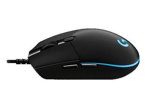 Мышь Logitech Gaming Mouse G PRO черная, вид 4