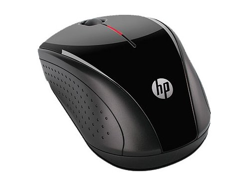 Мышь HP H2C22AA Wireless X3000, черная, вид 1
