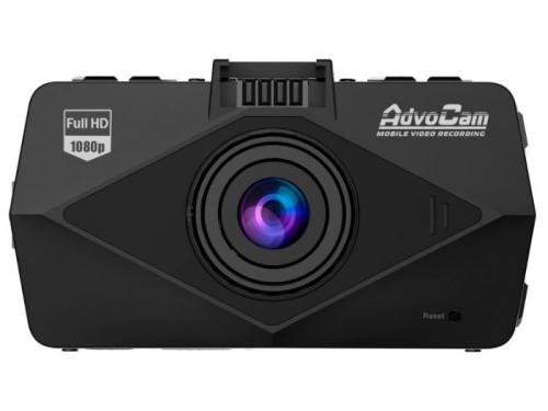 Автомобильный видеорегистратор AdvoCam FD Black-II GPS+Глонасс (130 мАч), вид 1