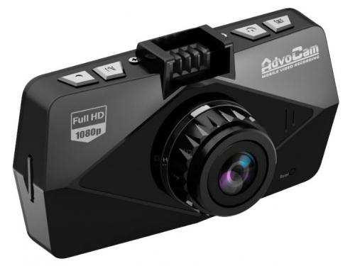 Автомобильный видеорегистратор AdvoCam FD Black-II GPS+Глонасс (130 мАч), вид 2