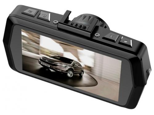 Автомобильный видеорегистратор AdvoCam FD Black-II GPS+Глонасс (130 мАч), вид 4