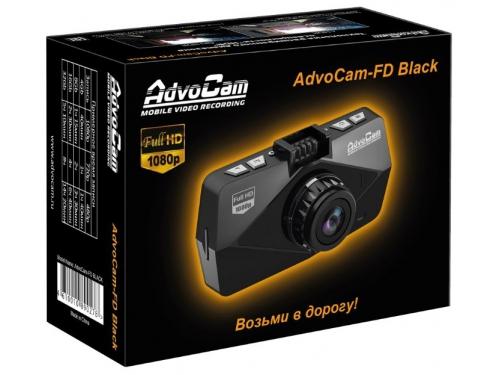 Автомобильный видеорегистратор AdvoCam FD Black-II GPS+Глонасс (130 мАч), вид 5
