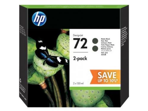 Картридж для принтера HP №72 P2V33A, Черный, вид 1