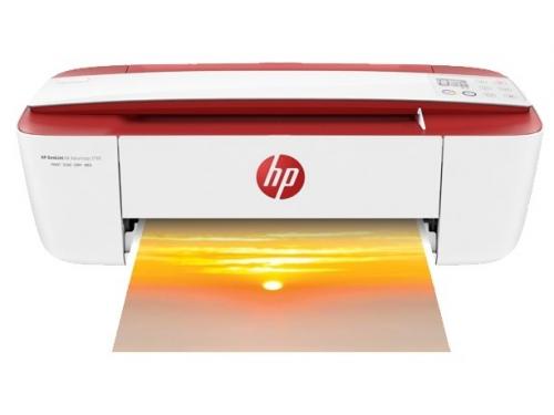 МФУ HP Deskjet Ink Advantage 3788, Красный/Белый, вид 2