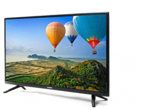 телевизор Harper 32R660T, черный, вид 2