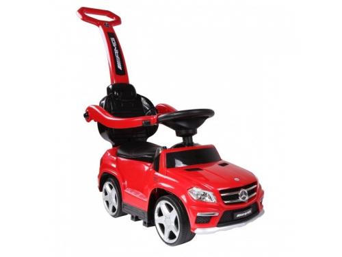 Каталка RiverToys Mercedes-Benz GL63 A888AA-H, красная, вид 2