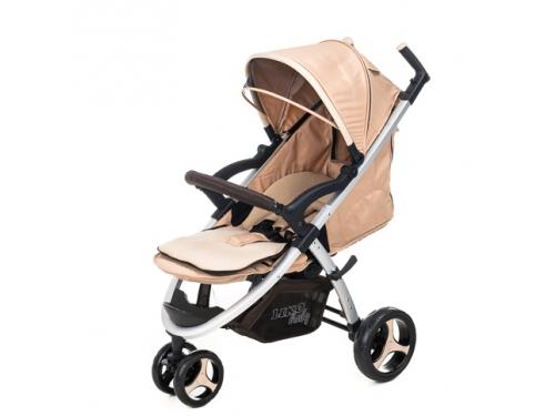 Коляска Liko Baby BT-1218, розовая, вид 7